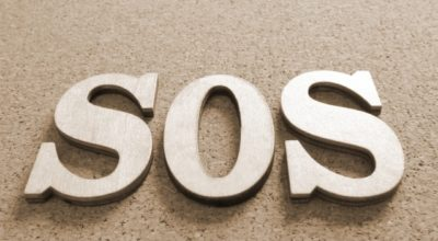 SOSの表示