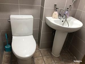 トイレとの距離