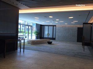 会議室の入口